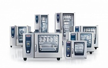 Пароконветоматы Rational серии Self Cooking Centre
